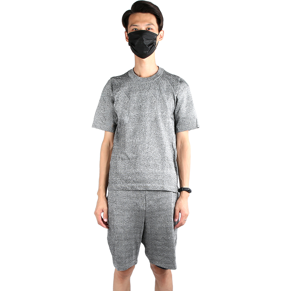 5-Level Short Sleeve Protective Top Clothing Cut-Proof Anti-Tear Safety Clothing