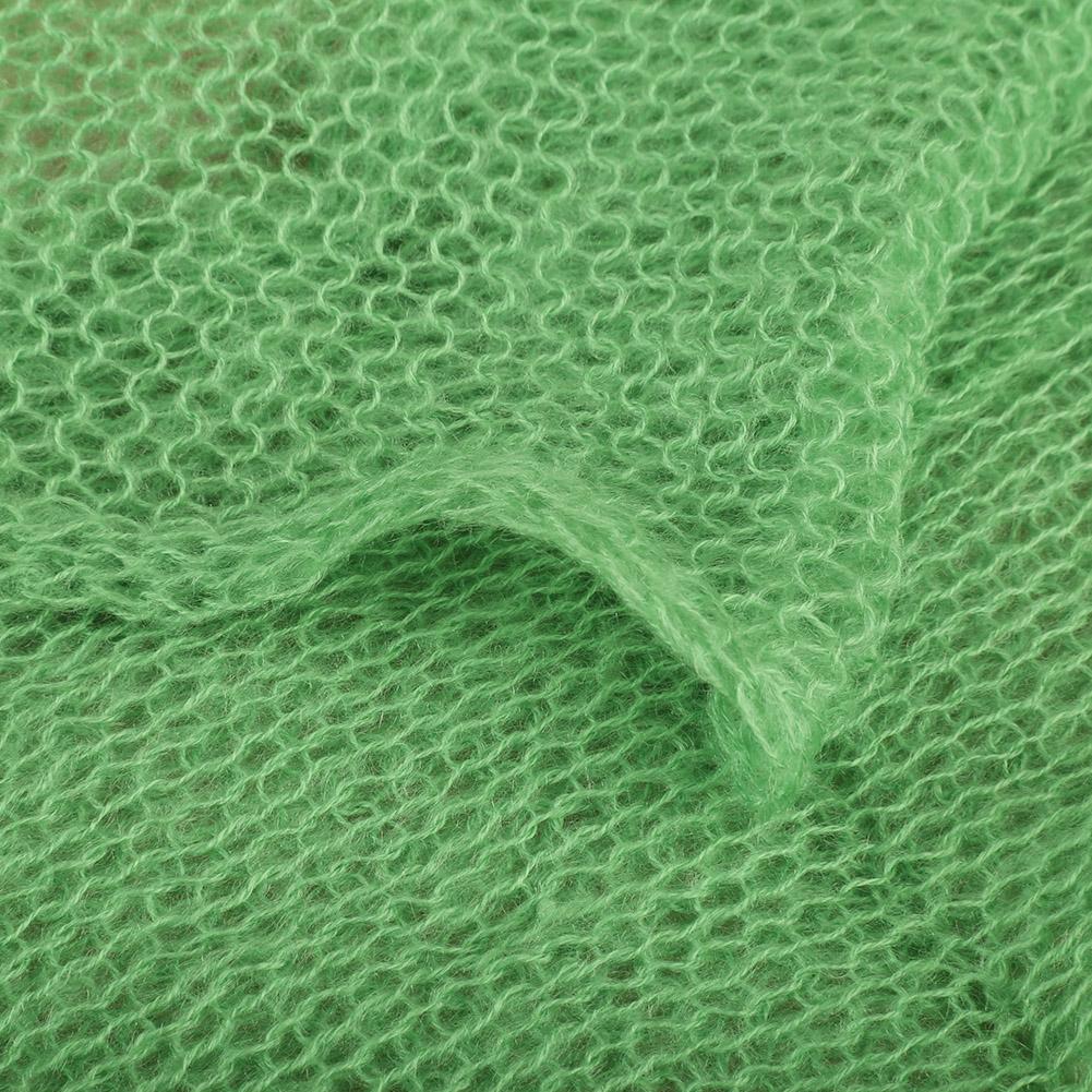 Bébé Photographie Props Couverture rayonne Stretch Tricot Wraps 40x60cm nouveau