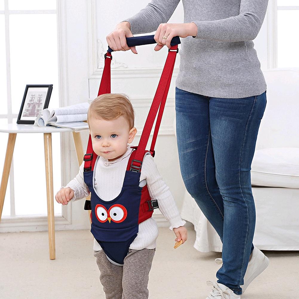 Baby Infant Walking Toddler Belt Help Safety Harness Walker Assistant