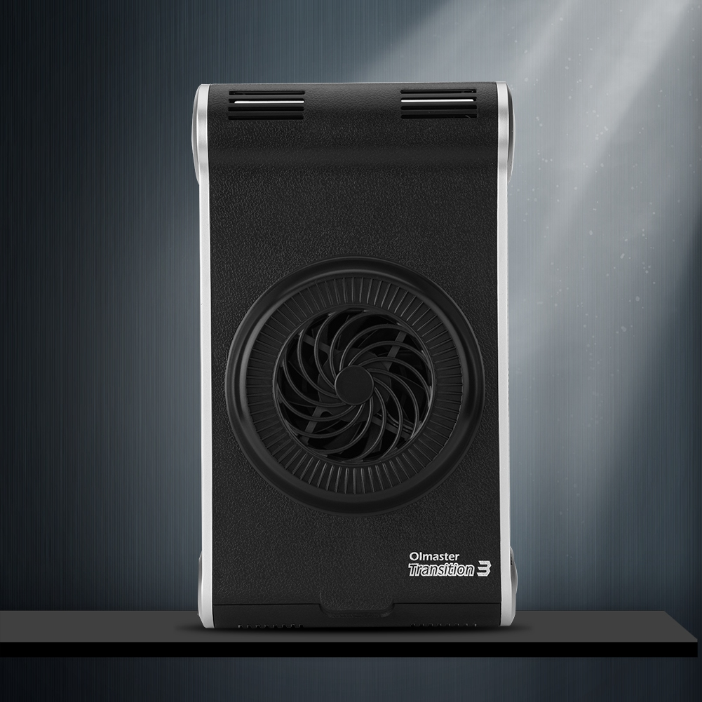 "USB 3.0 2.5/""//3.5/"" SATA HDD Hard Drive Docking Station Enclosure w// Cooling Fan G"