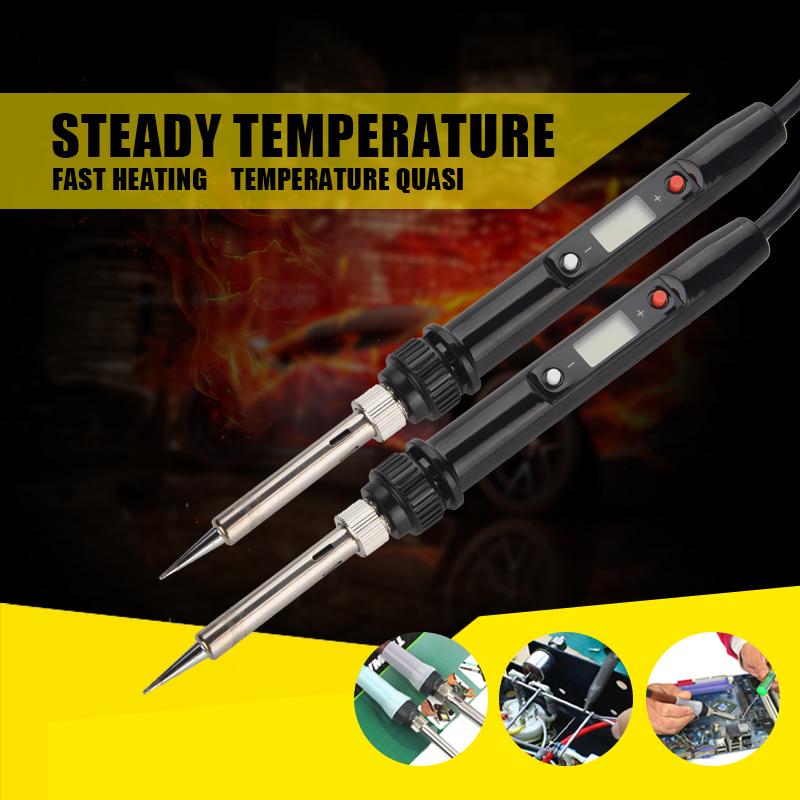 936H LCD Digital Constant Temperature Electric Soldering Iron 80W 220V ark