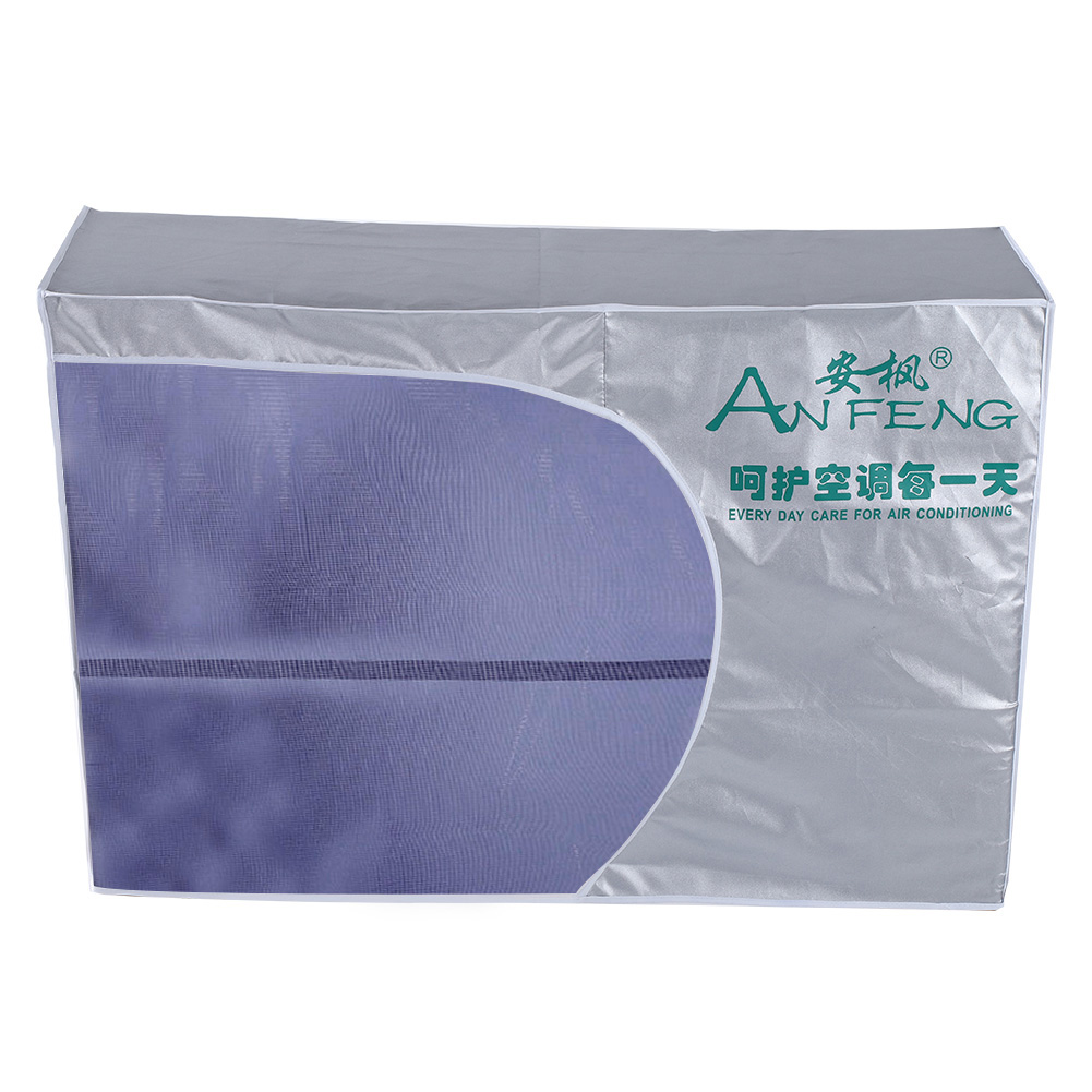 Outdoor Air Conditioner Cover Central Exterior Ground AC Square Cover Waterproof