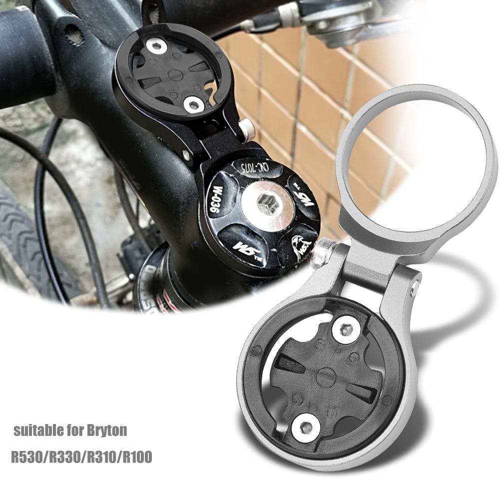 Bicycle Bike Stem Extension Computer Mount Odometer Holder For GARMIN//Bryton New