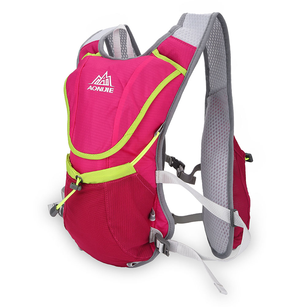 AONIJIE 8L Outdoor Sport Running Cycling Hiking Backpack Hydration Backpack Vest