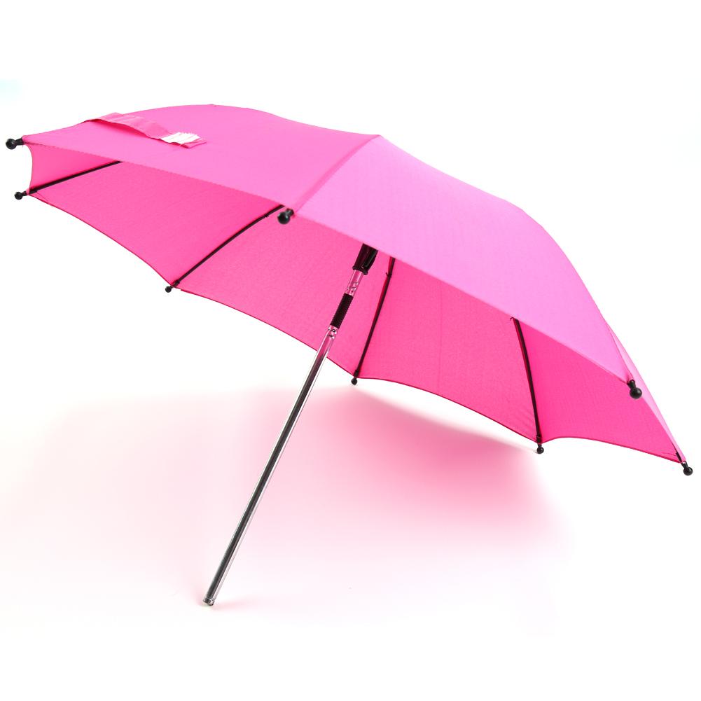 Baby Stroller Wheelchair Pushchair Umbrella Sun Parasol UV Rain Canopy Cover US