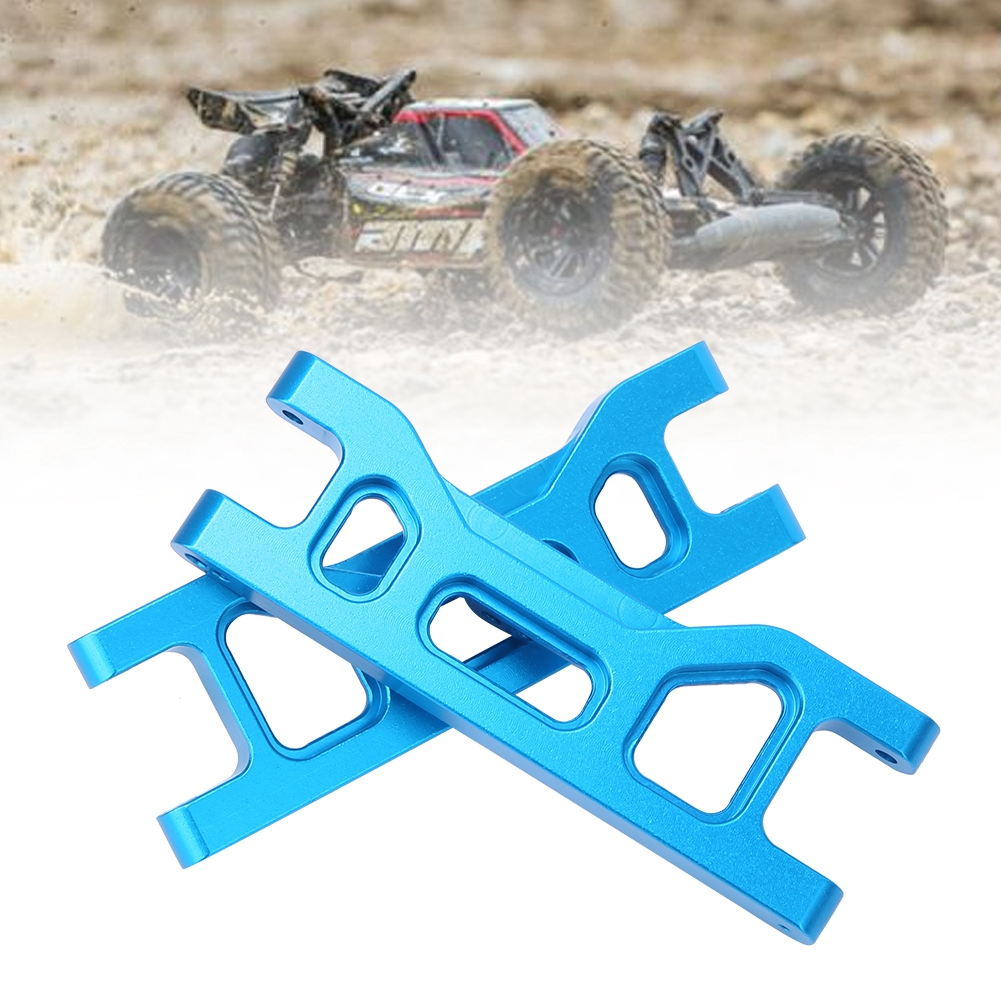 Metal Front Lower Arm Accessory Fit for ECX Series 2WD RC Hobby Model 1//10 Car
