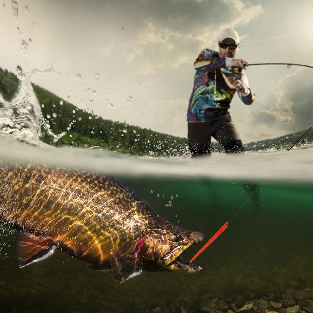 Sinking Stickbait Fishing Lure Silicone Lure Tuna Salmon Tailor Barra Stick Bait