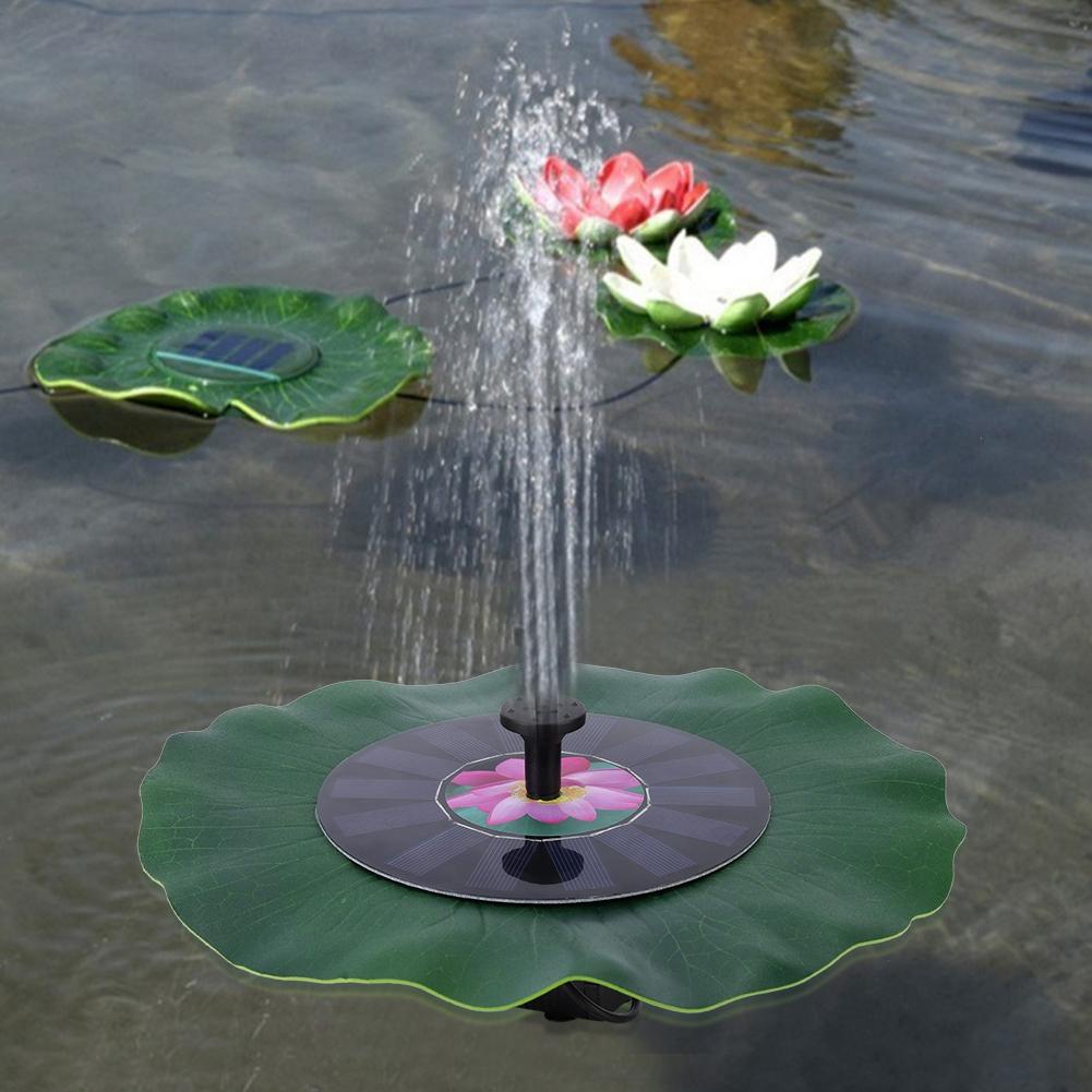 Solar Water Fountain Pump Garden Pond Pool Landscape Fountain Water Pump