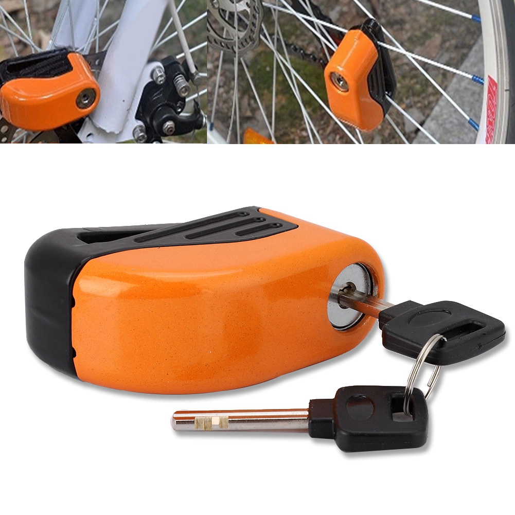 Anti-theft Bike Bicycle Code Combination Lock Cable for Motorcycle Security Keys