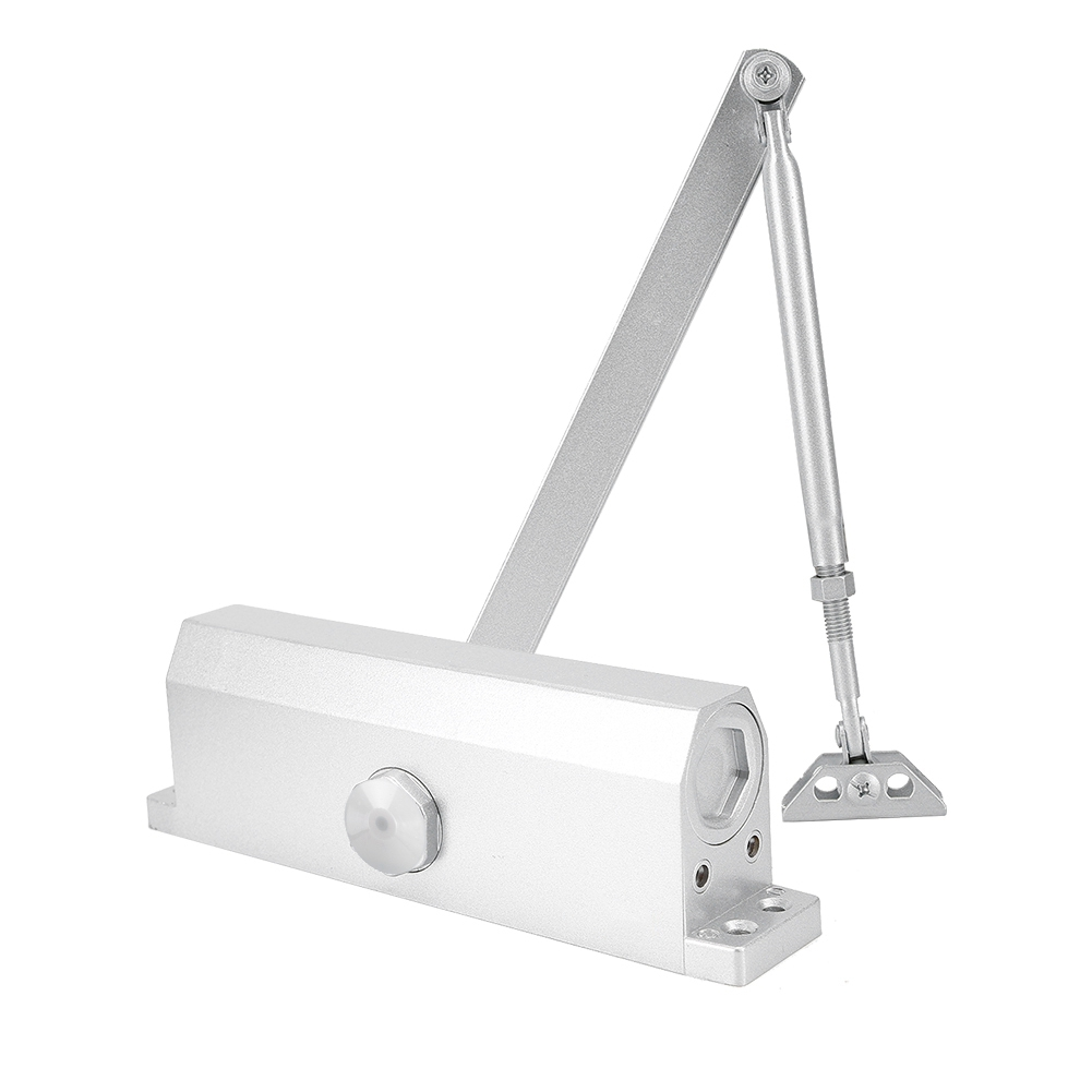 Automatic Door Closer Stainless Steel Automatic Closure 10-130KG For Home Office