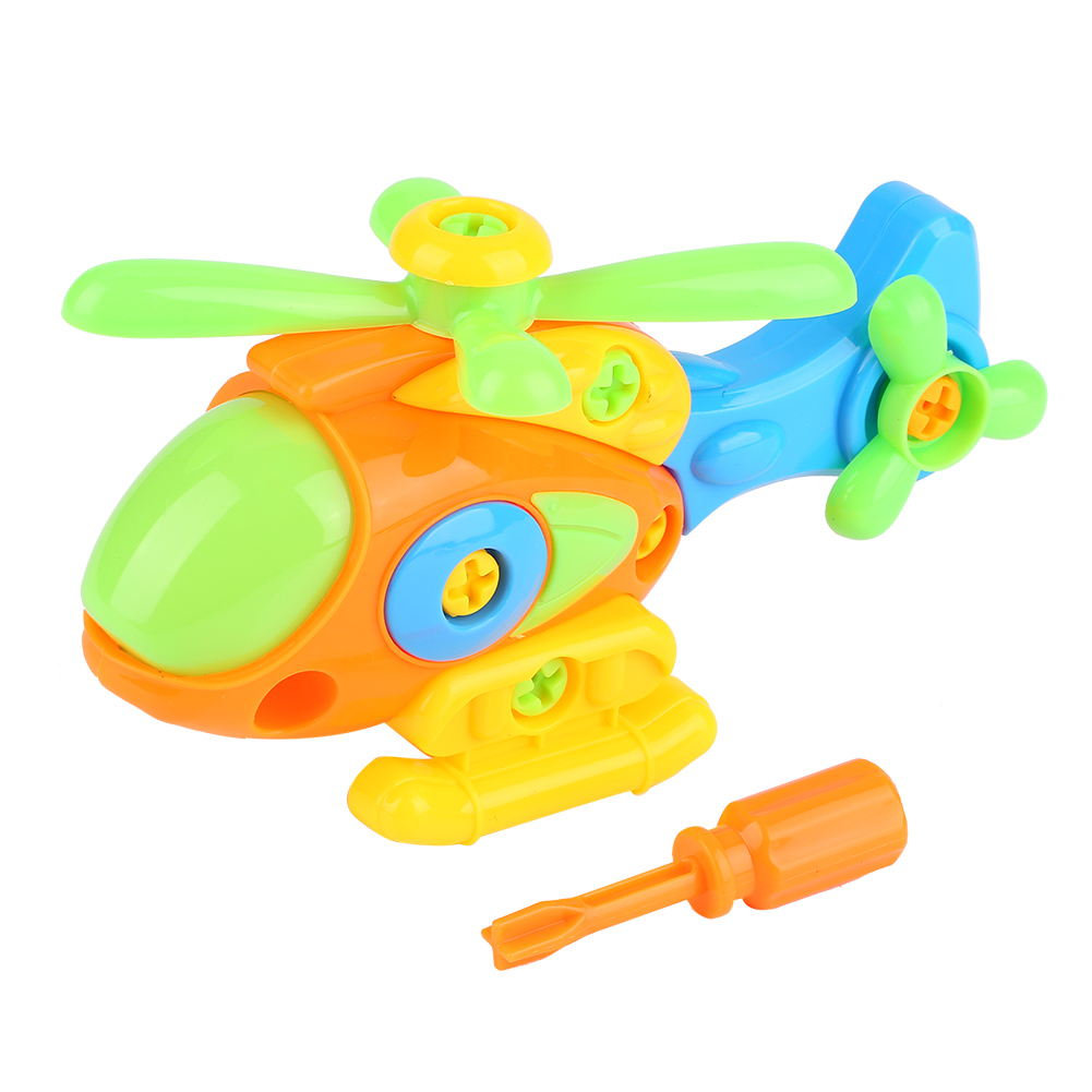 Kids Children Baby Boy Disassembly Assembly Car Animal Educational Play Toy