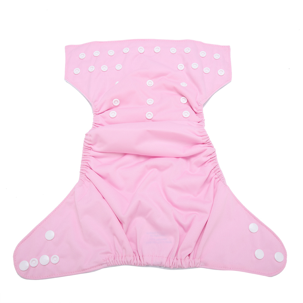 Infant Baby Waterproof Reusable Breathable Cotton Cloth Diaper Training Pants