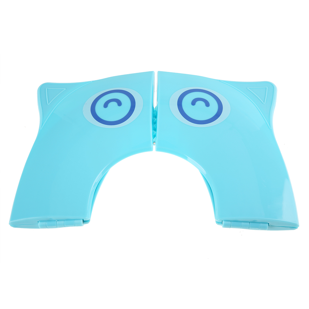 Folding Baby Toddler Travel Potty Cushion Cover Padded Toilet Training Seat Pad