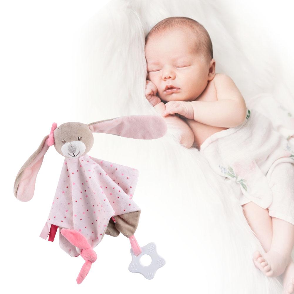 2019 Toddler Infant Baby Sleep Appease Towel Blanket Animal Doll Plush Toy