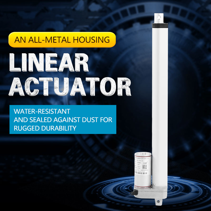 12V 750N Hub 150-700mm Linear Aktuator Linearantrieb Linearaktuator Elektromotor