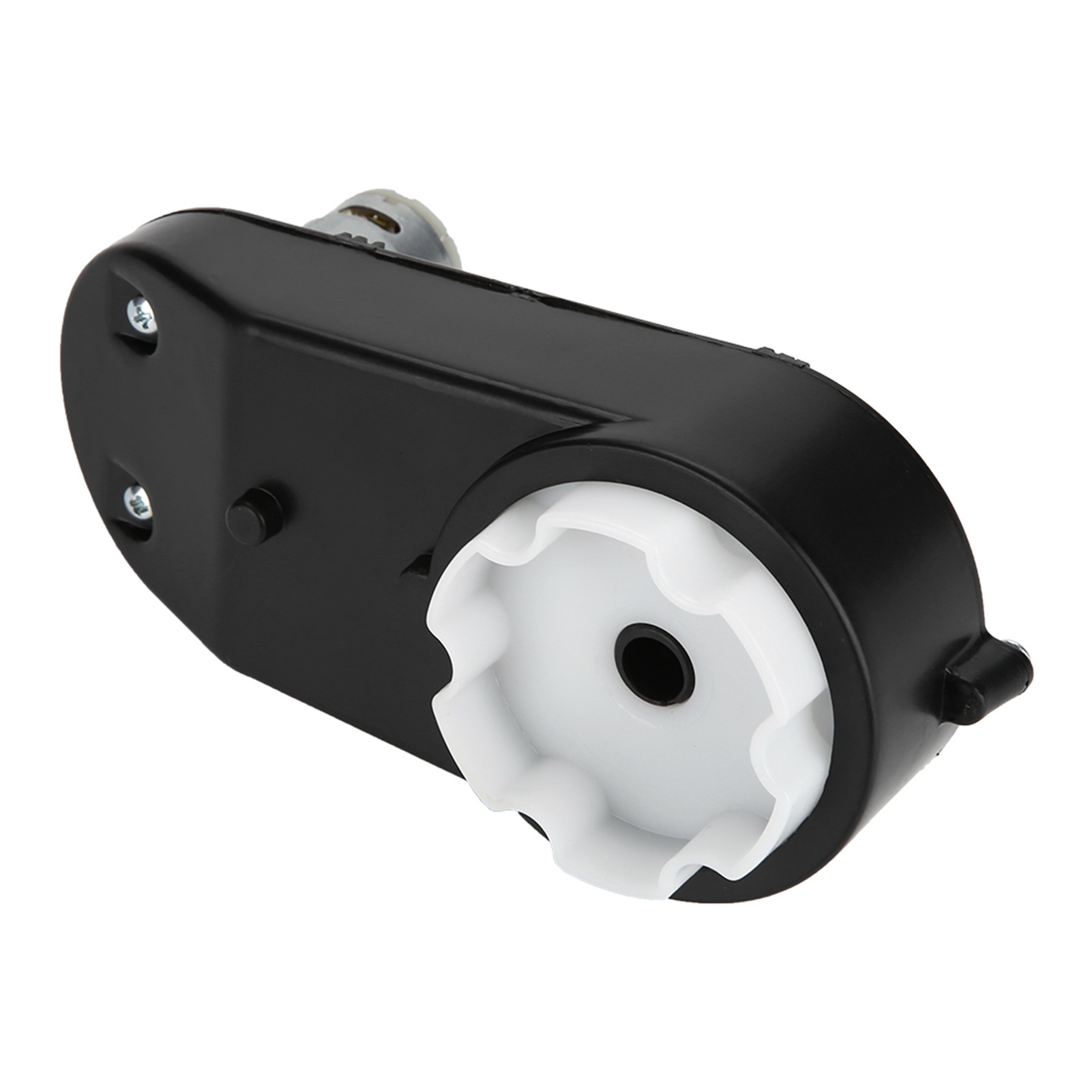 12V Electric Motor Gear Box 8000-30000RPM For Kids Ride On Car Bike Toy Parts
