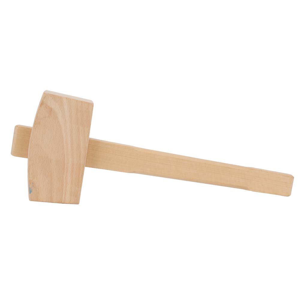 Woodworking Wooden Wood Mallet Nail Carpenter Hammer Tapping Carpenter Tool
