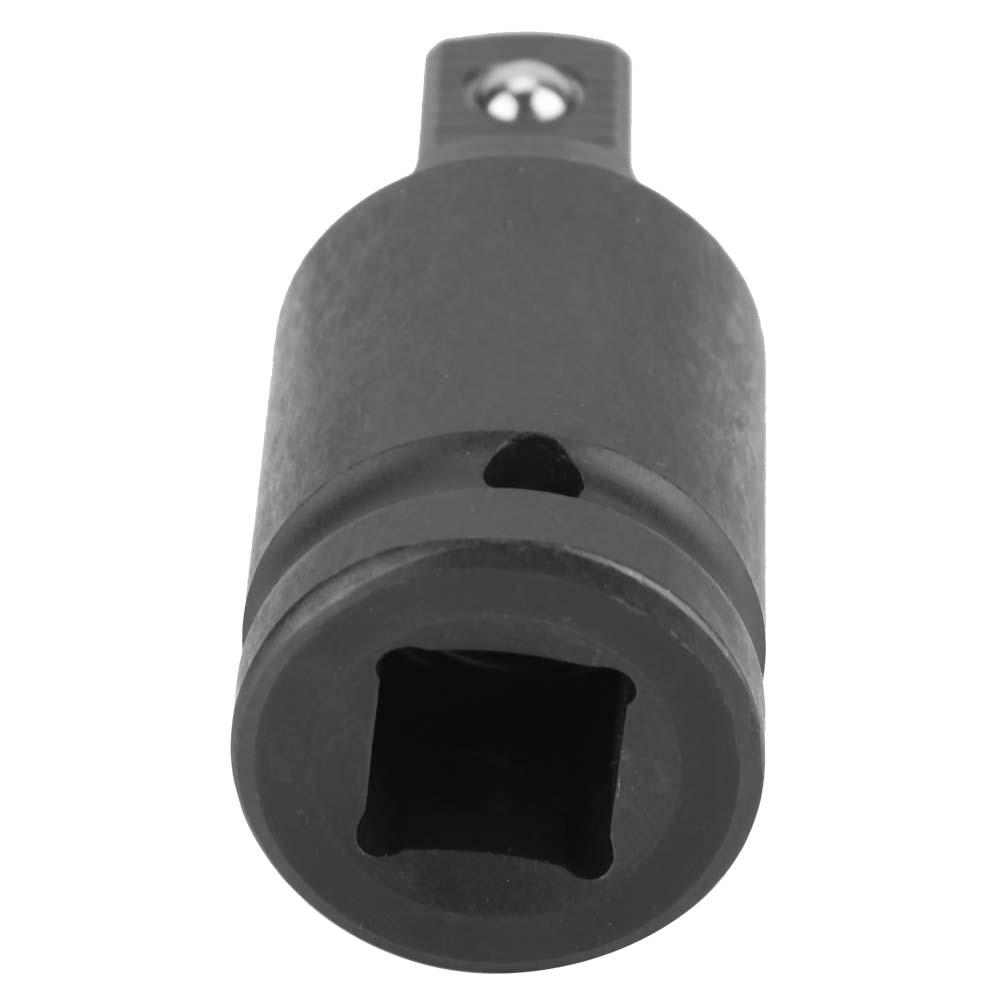 Black Universal Joint Phosphating Chromium Molybdenum Wrench Socket Adapter