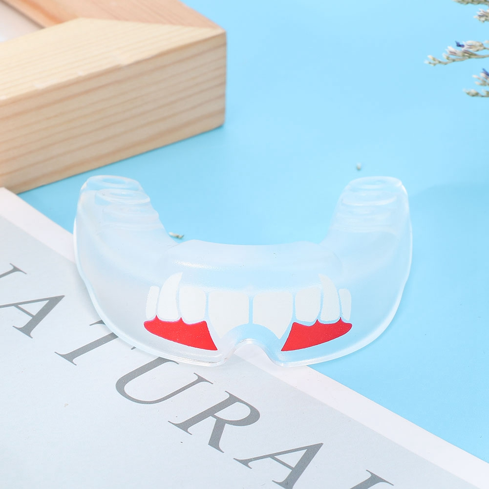 Adult Mouth Guard Silicone Teeth Protector Mouthguard Boxing Sport Karate Tool