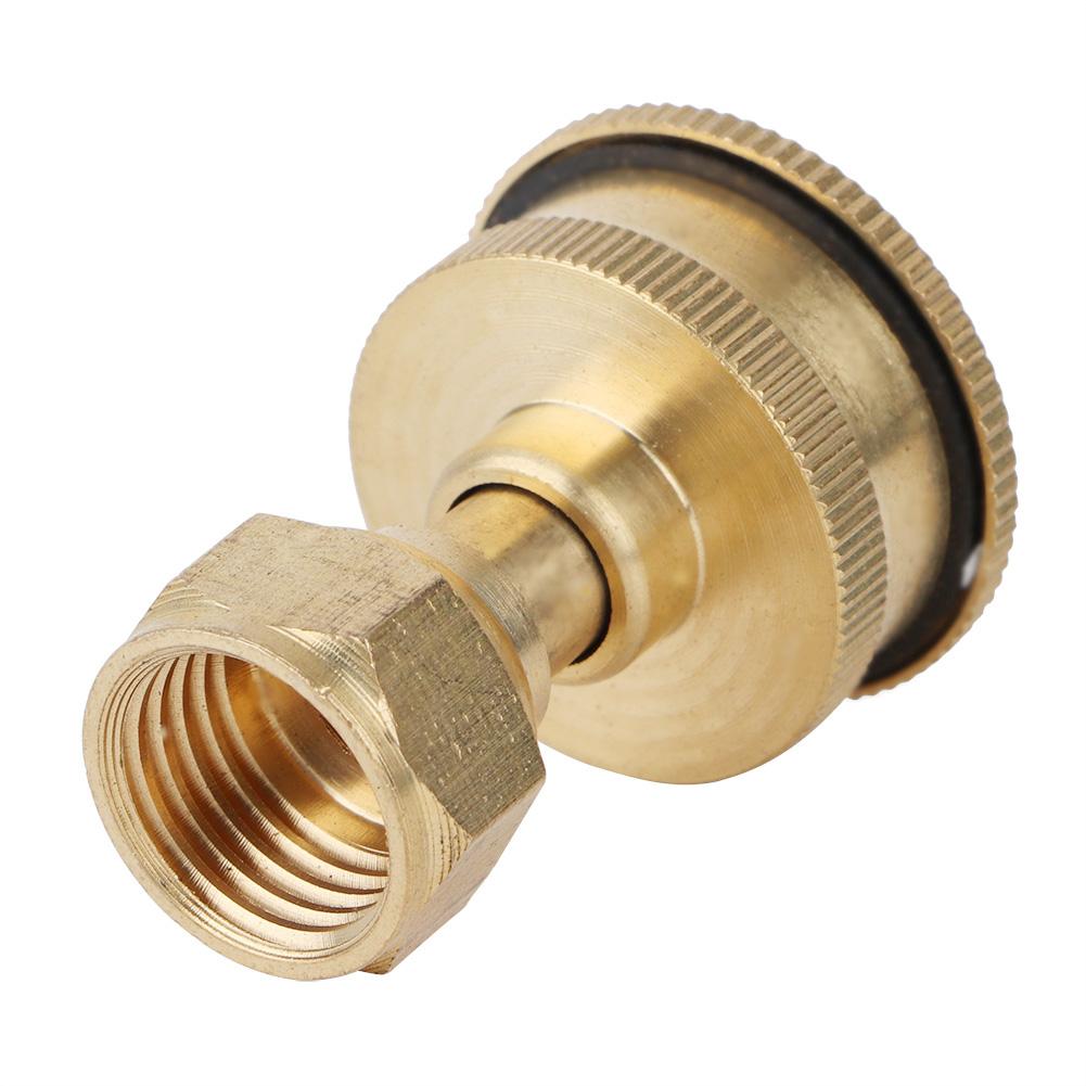 Spray Nozzle Hose Connector Copper Sprinkler Heads Connector Atomizing Nozzle