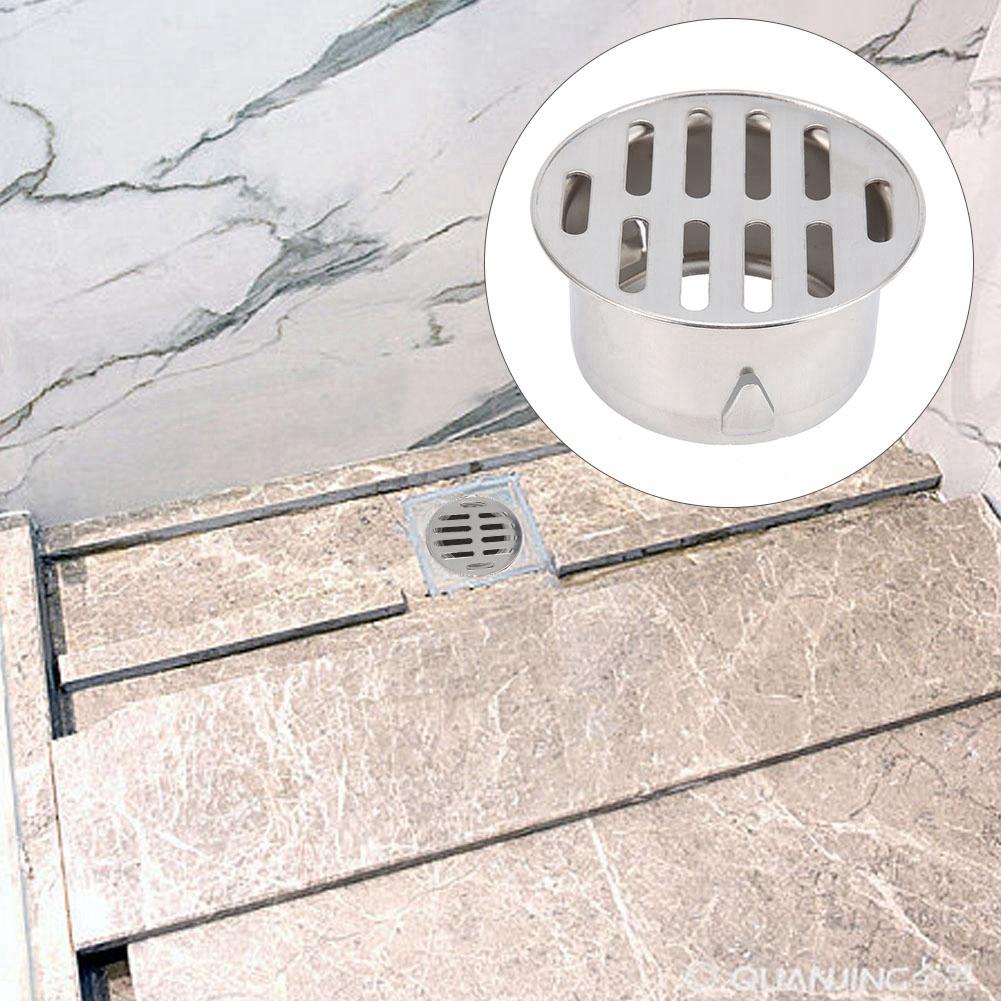Duschrinne Edelstahl Bodenablauf Ablaufrinne Duschablauf flach Badablauf für Bad