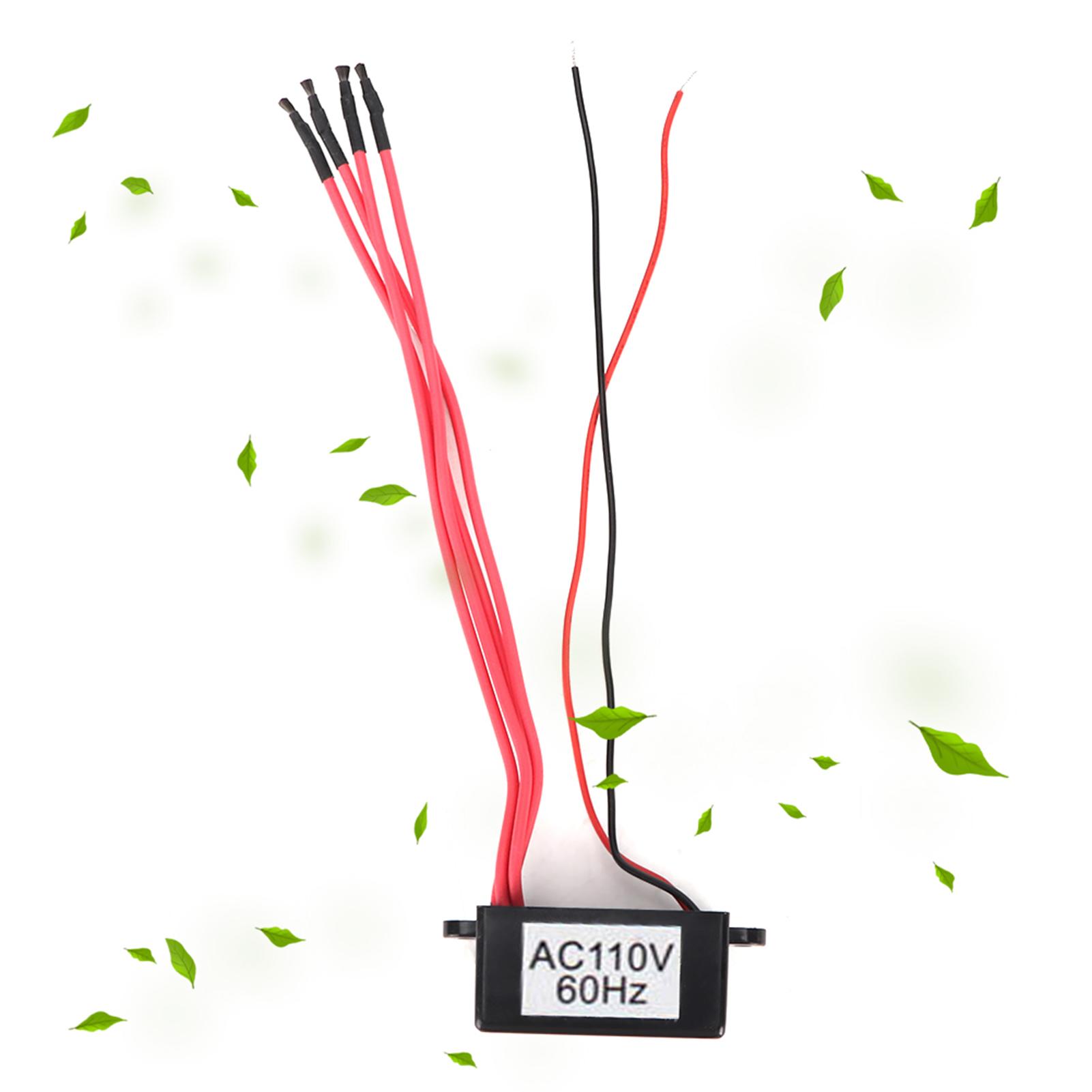 Anion Negative Ion Generator Ionizer Module Mini Air Purifier 4 Negative Line