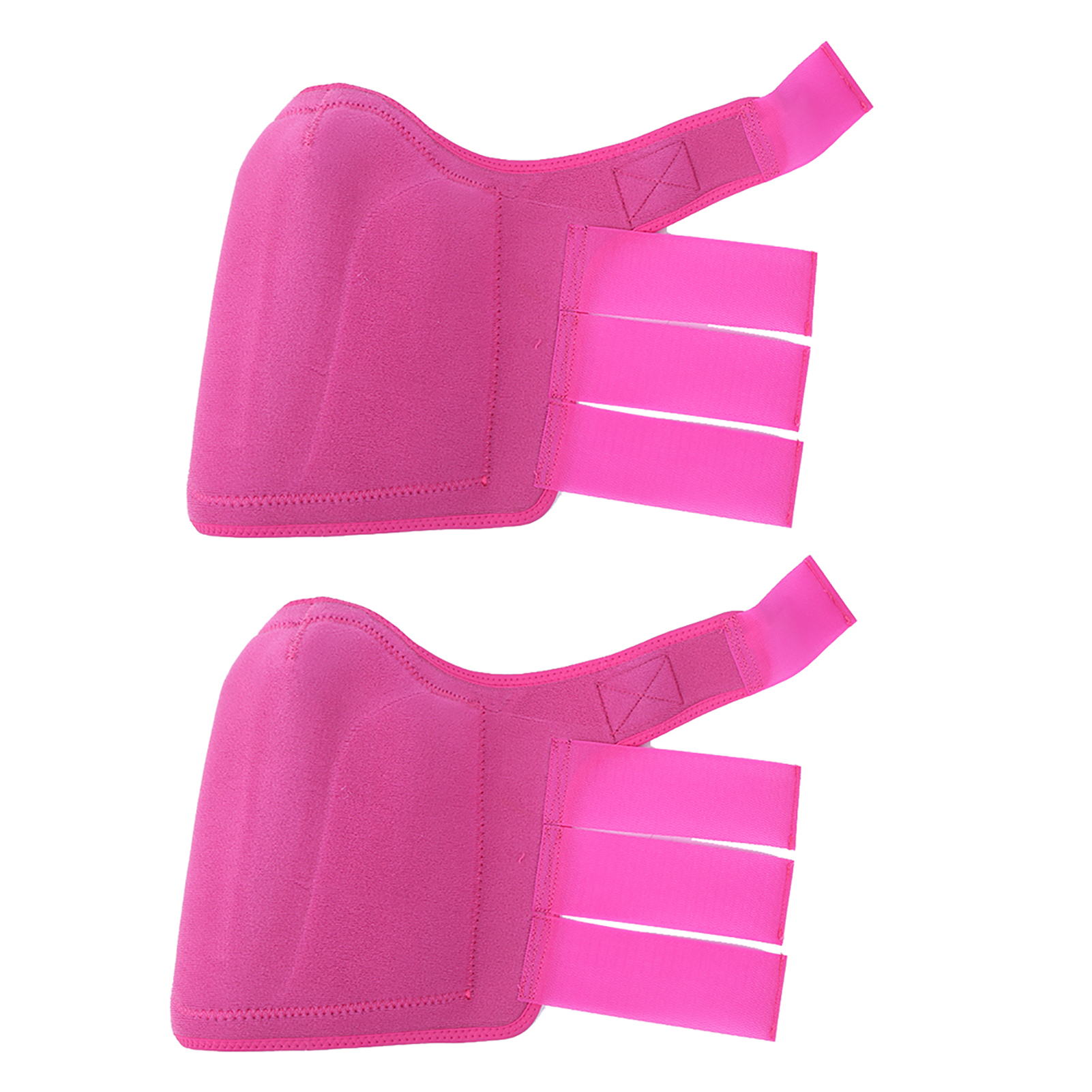 Adjustable Horse Leg Boots Front Hind Leg Tendon Protector Equestrian Support