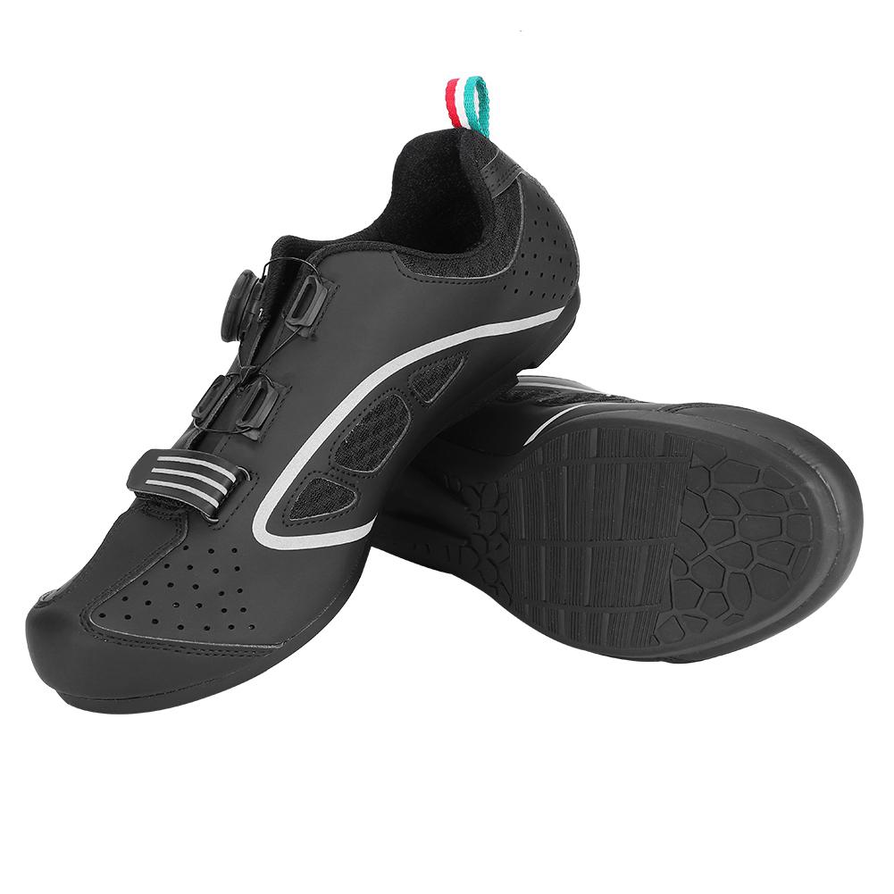 Professional Cycling Shoes Men Non-Slip Breathable Mountain MTB Road Bike Racing