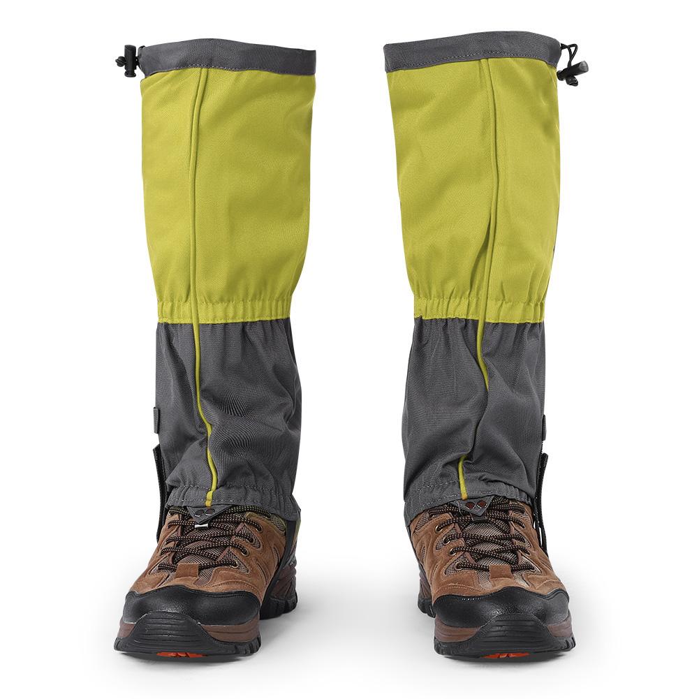 Waterproof Ski Snow Legging Leg Gaiters Boot Shoe Cover Climbing Hunting Hiking