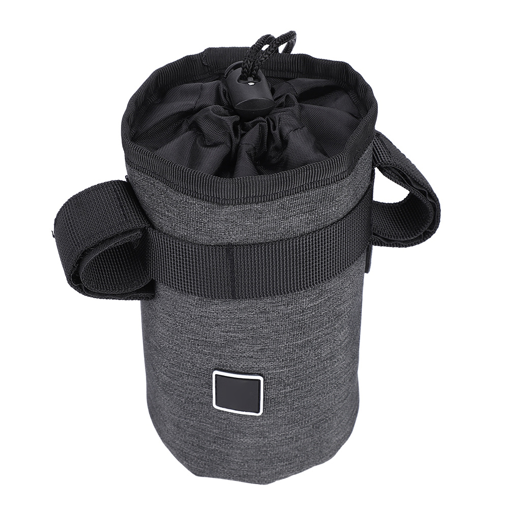 Bicycle Water Bottle Holder Pouch Road Bike Insulated Kettle Bag Cage Portable