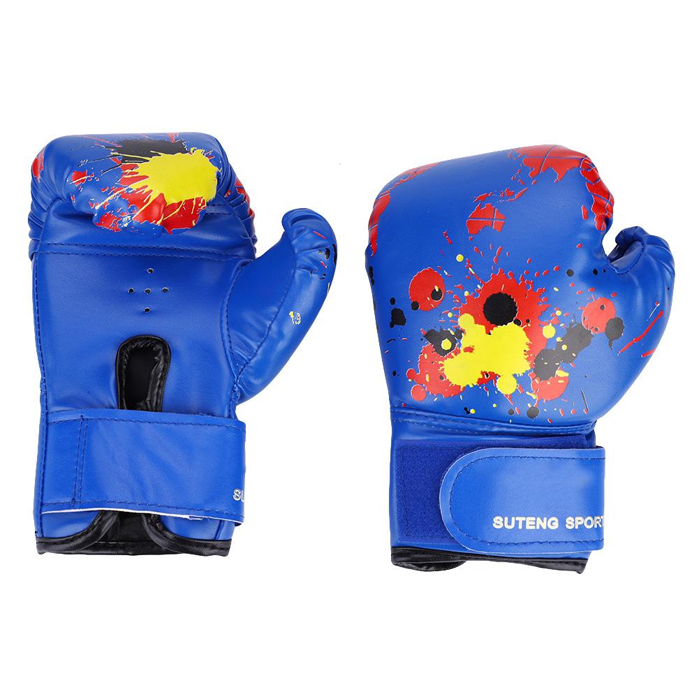 Baby Girl Boy Children Boxing Gloves Punch Training Kids Fight Mitts 28*17*10cm