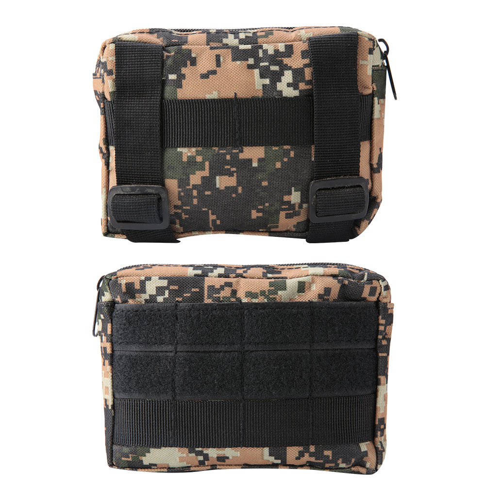 Tactical Waist Pack Belt Bag Camping Outdoor Sport Hiking Military Pouch Wallet