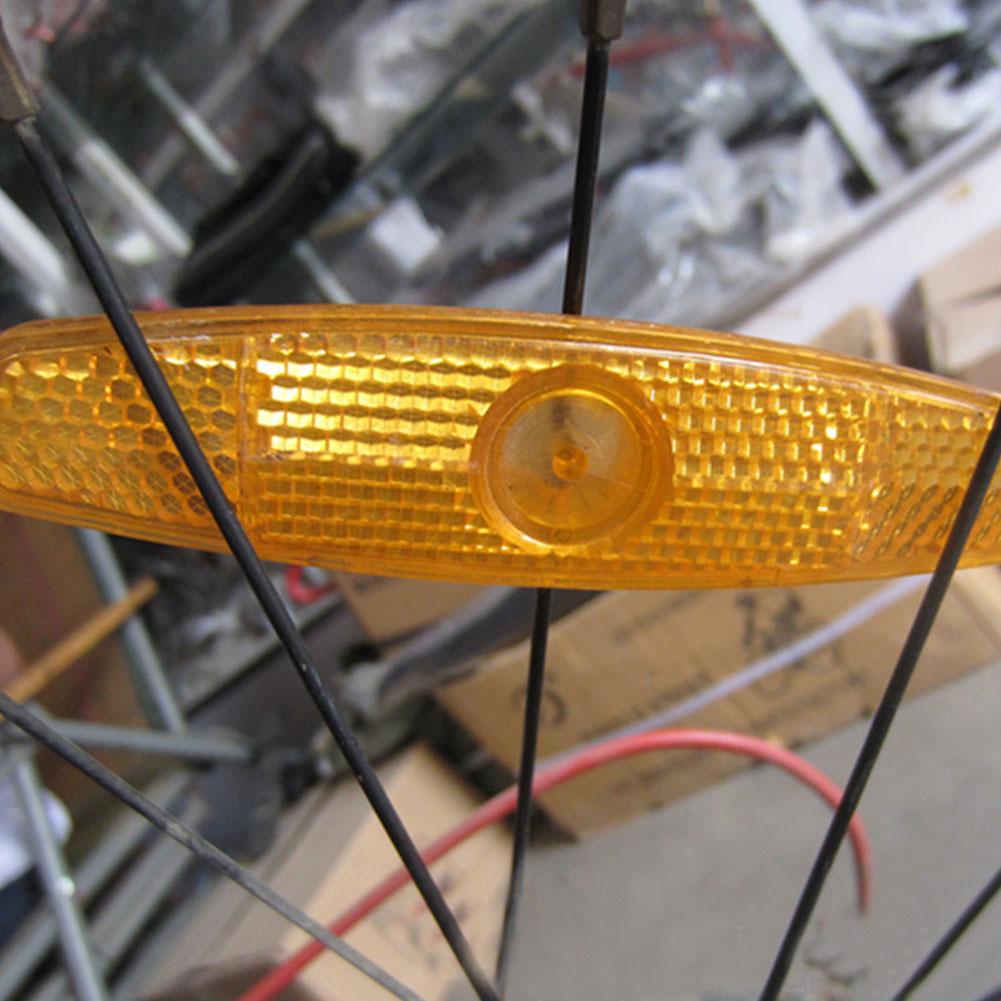 Outdoor Bicycle Rear Seat Rack Adjustable Luggage Carrier Bike Wheel Reflector