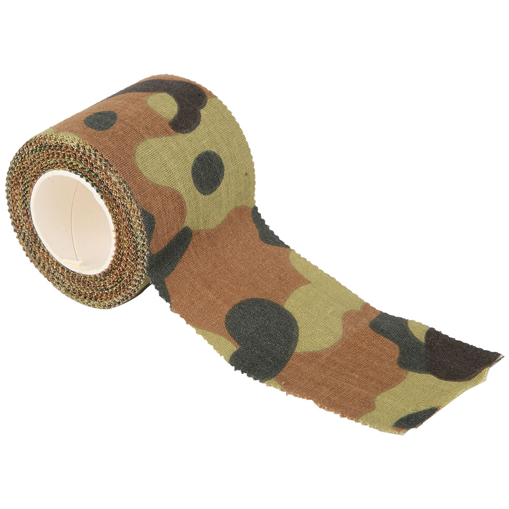 Insulation Camouflage Bandage Wraps Elastic Adhesive First Aid Tape Stretch