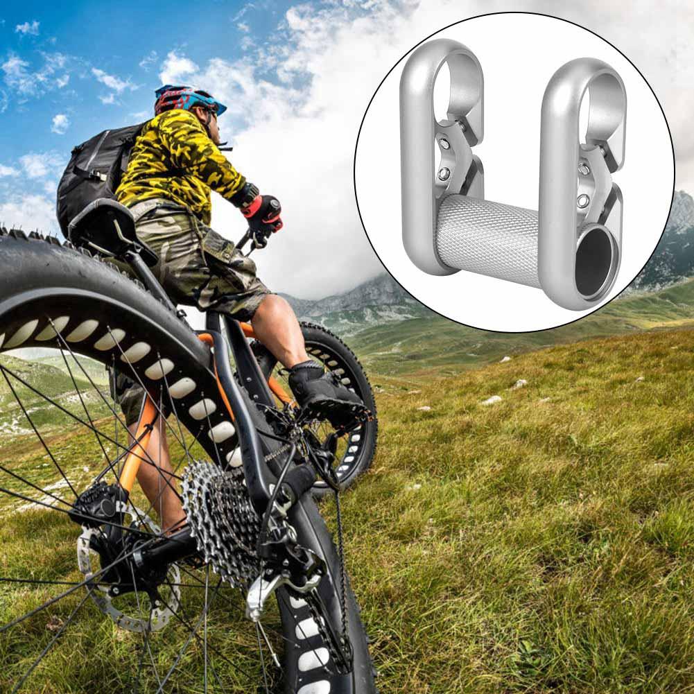Hollow Mountain Road //Racing Bike Bicycle Handlebar Stem Double-Handle bar