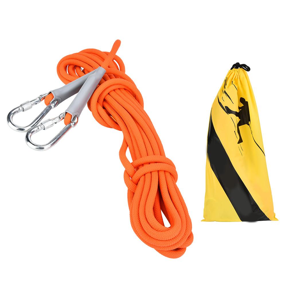 Outdoor Climbing Rope Safety Mountain-climbing Rescue  Survival Equipment Supply