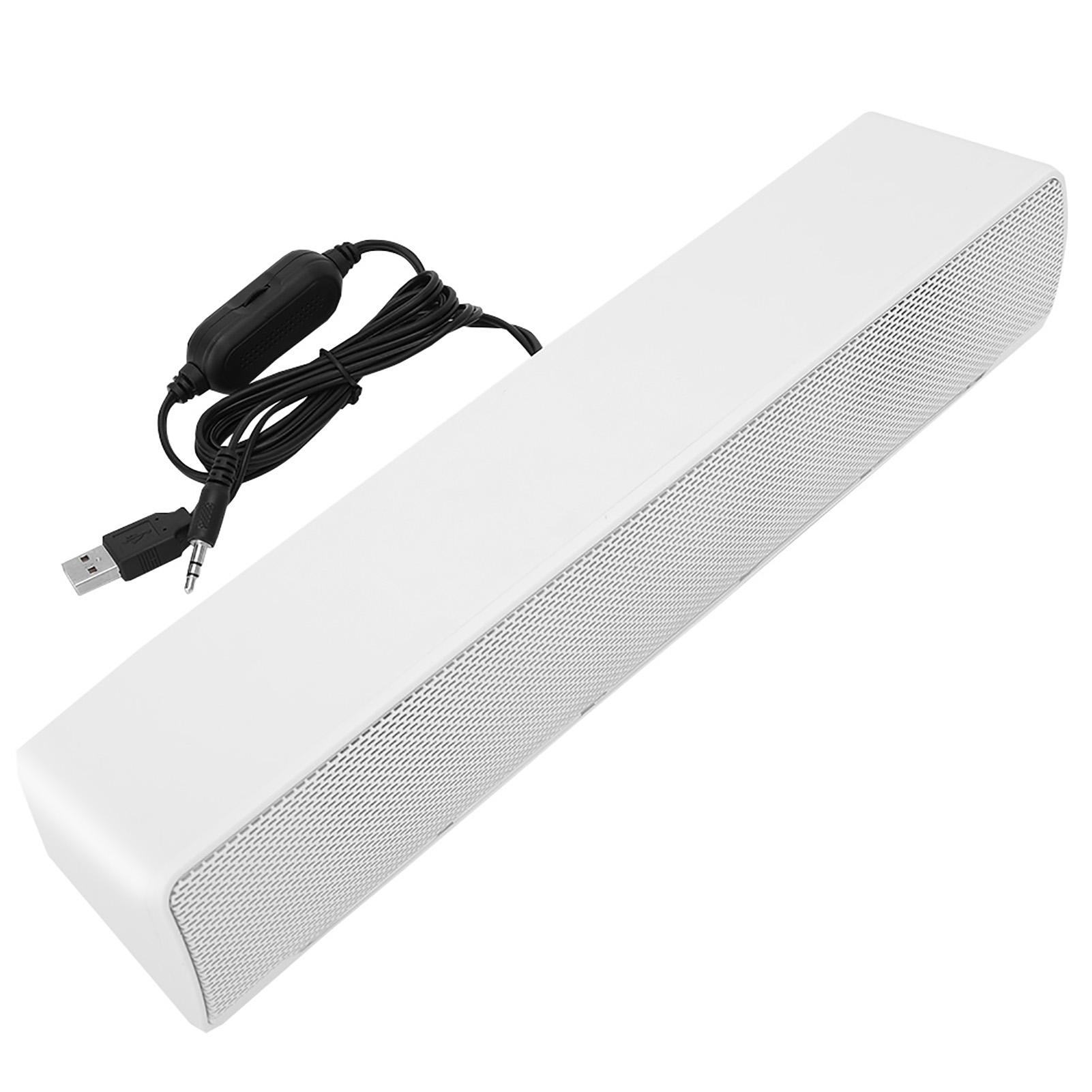 SADA V-196 3D Bluetooth Wireless TV Sound Bar Speaker USB Home Theater Subwoofer