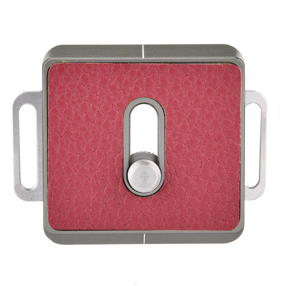 Placa de liberación rápida 5mm deslizante para Arca-Swiss estándar placas de liberación rápida DF