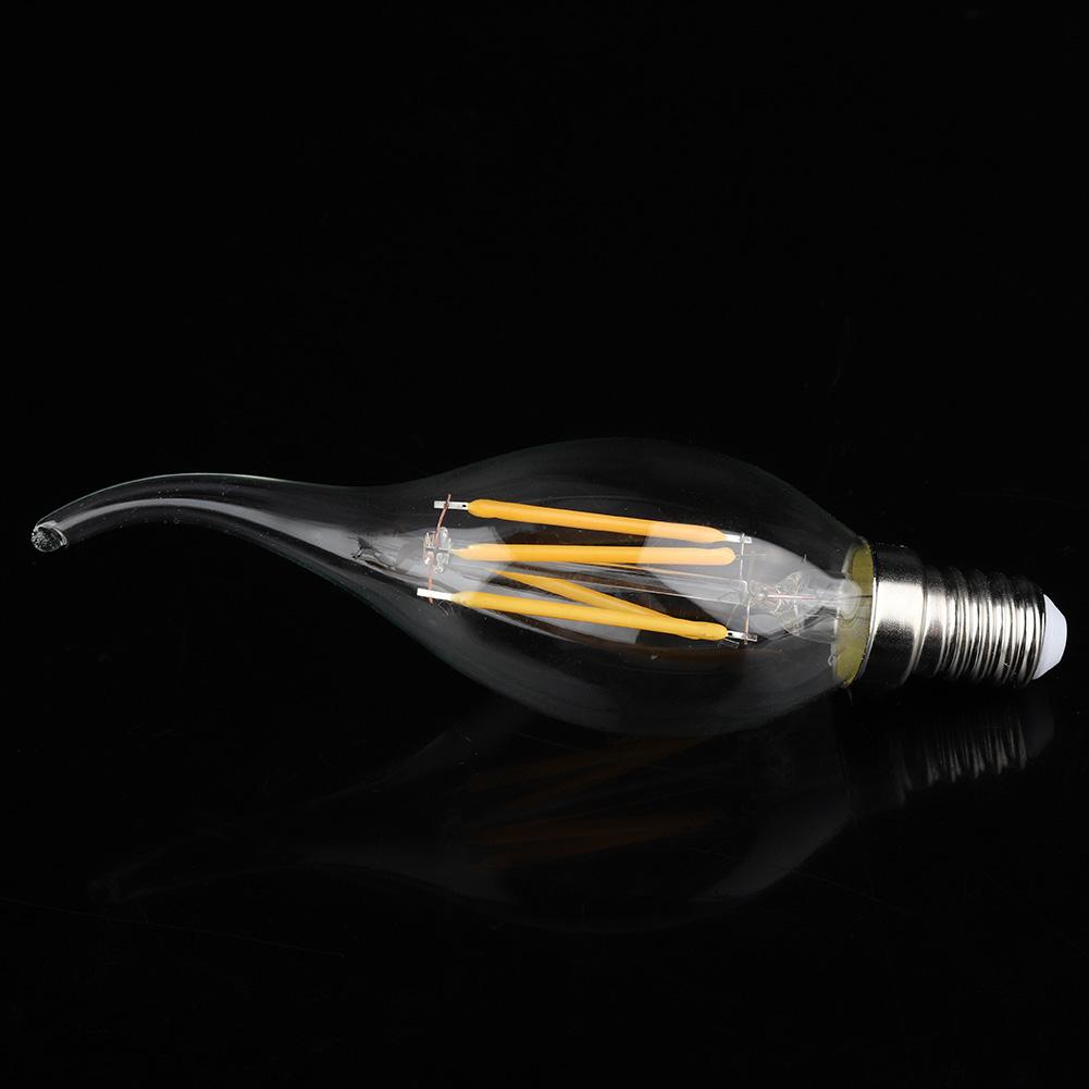 E27 E14 DIY Vintage Retro Filament Edison Tungsten Light Bulb Antique Style Lamp