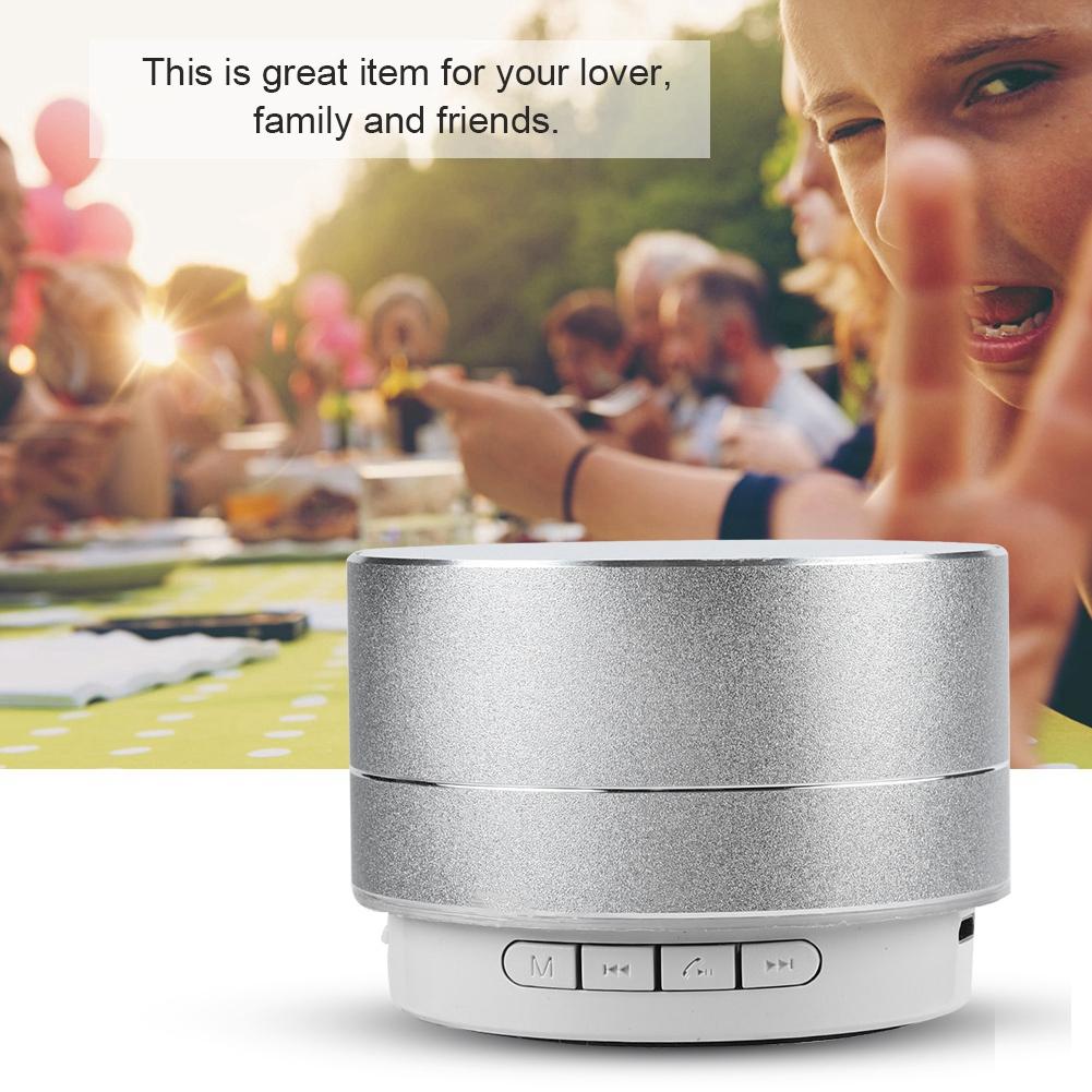 Портативный беспроводной Bluetooth динамик PAVAREAL
