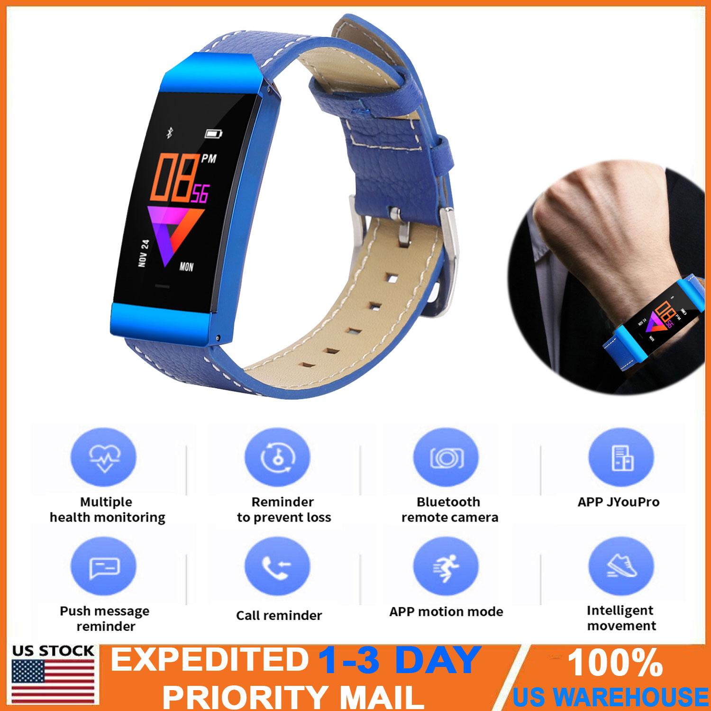 Waterproof Sport Smart Watch Bracelet Heart Rate Blood Pressure Fitness Tracker blood bracelet Featured fitness heart pressure rate smart sport watch waterproof