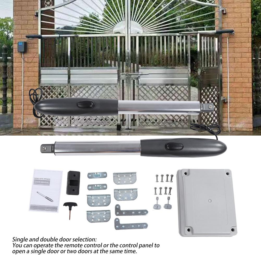 Electric Automatic Dual Arm Swing Gate Opener Hardware