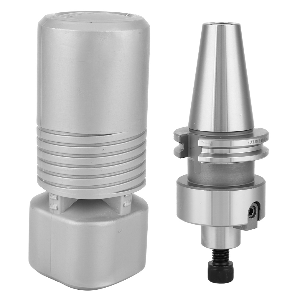 CAT40-FMB-L60-CAT40-Face-Mill-Arbor-Shell-Morse-taper-for-Milling-Machine-G thumbnail 12
