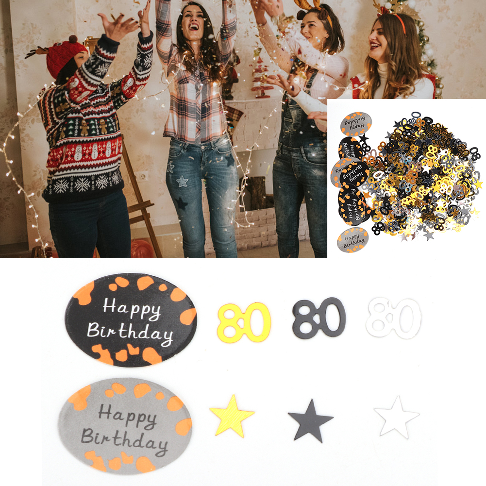 Table-Scatter-Confetti-Party-Decoration-Sprinkles-For-Wedding-Birthday-Hen-Party miniature 44