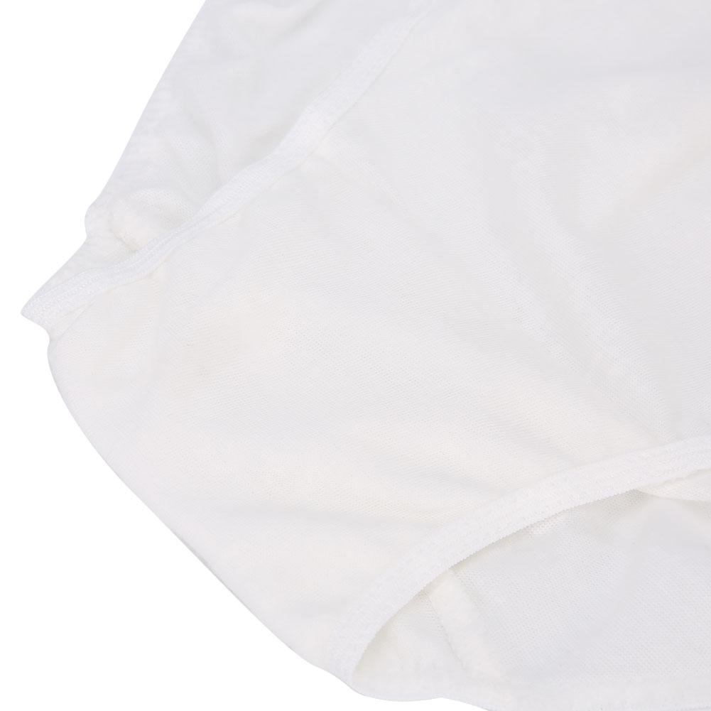 Indexbild 22 - 10Pcs Womens Disposable Underwear Maternity Pregnancy SPA Panties Cotton Briefs