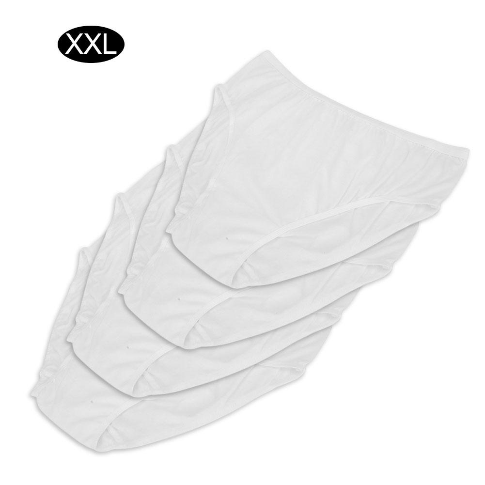Indexbild 13 - 10Pcs Womens Disposable Underwear Maternity Pregnancy SPA Panties Cotton Briefs
