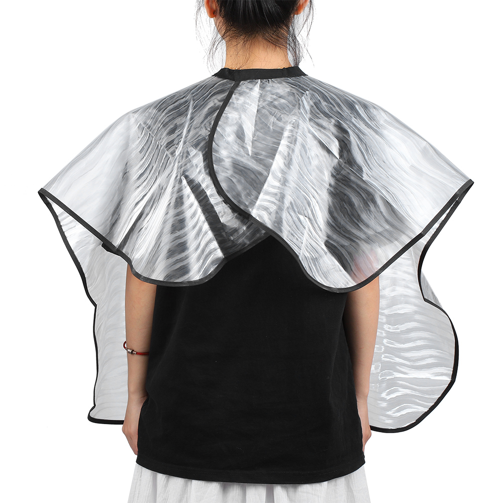 Indexbild 69 - Large Hair Cutting Cape Salon Hairdressing / Hairdresser Gown Barber Cloth Apron