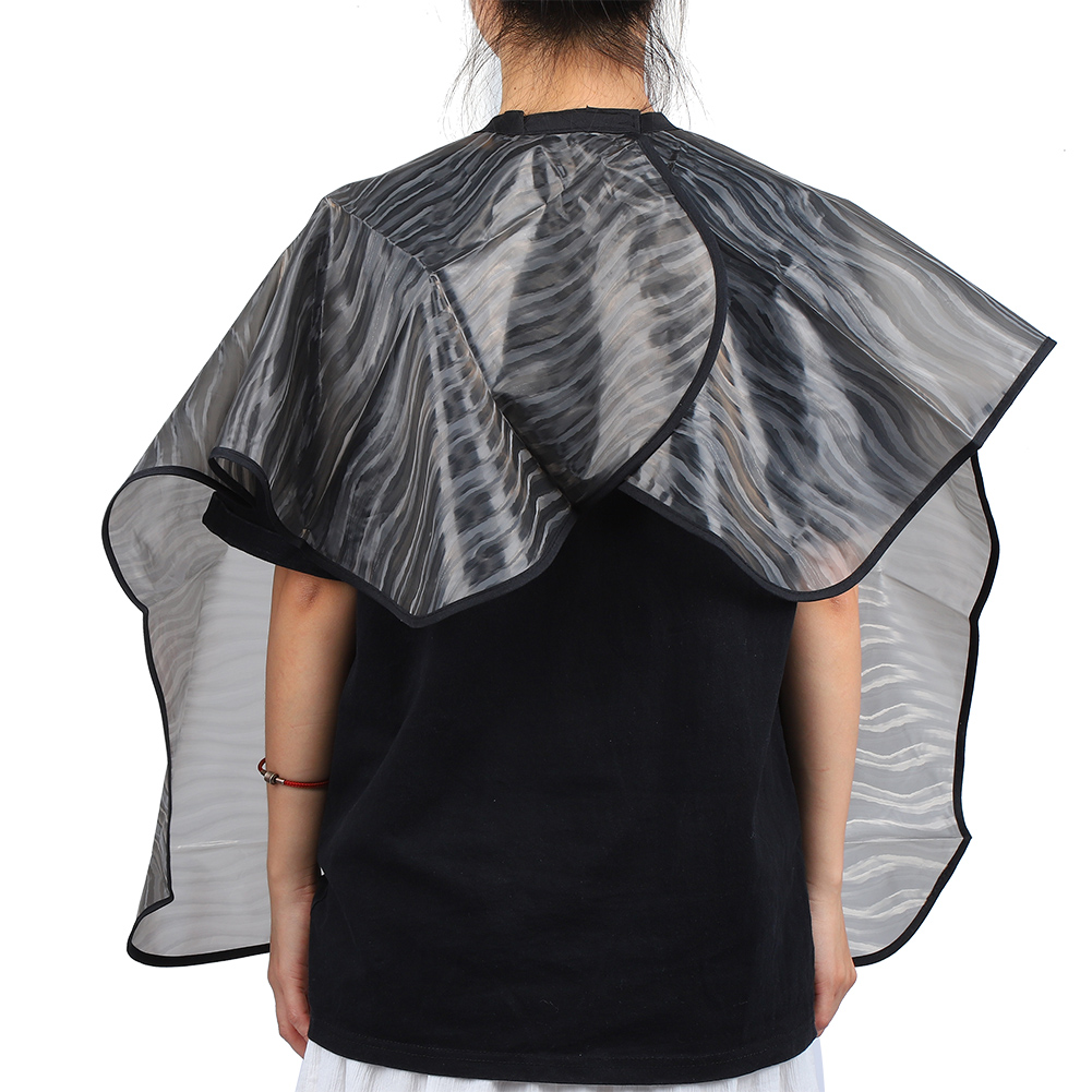 Indexbild 82 - Large Hair Cutting Cape Salon Hairdressing / Hairdresser Gown Barber Cloth Apron