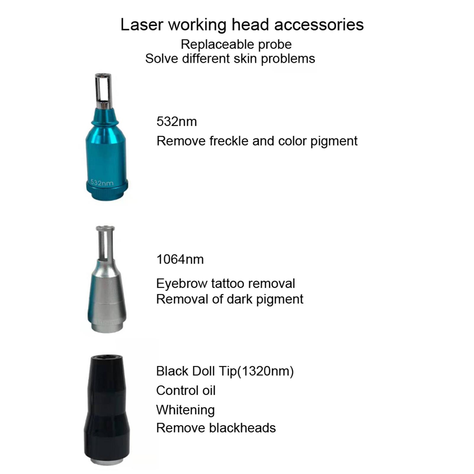Indexbild 32 - 2In1 SHR OPT IPL Hair Removal RF Laser Skin Rejuvenation Tattoo Removal Machine