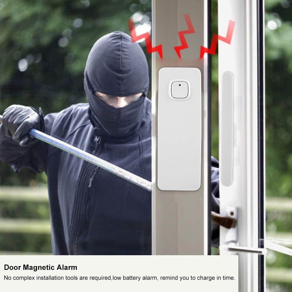 WiFi-Door-Window-Sensor-2-4Ghz-Home-Security-Detector-Support-for-Google-Home thumbnail 24